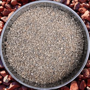 окатанный песок